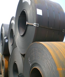 Hot Rolled Coils & Plates