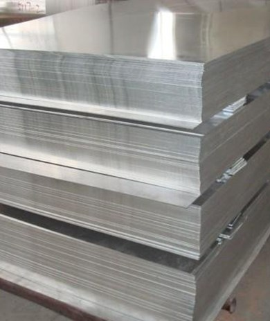 Aluminum Plain Sheets